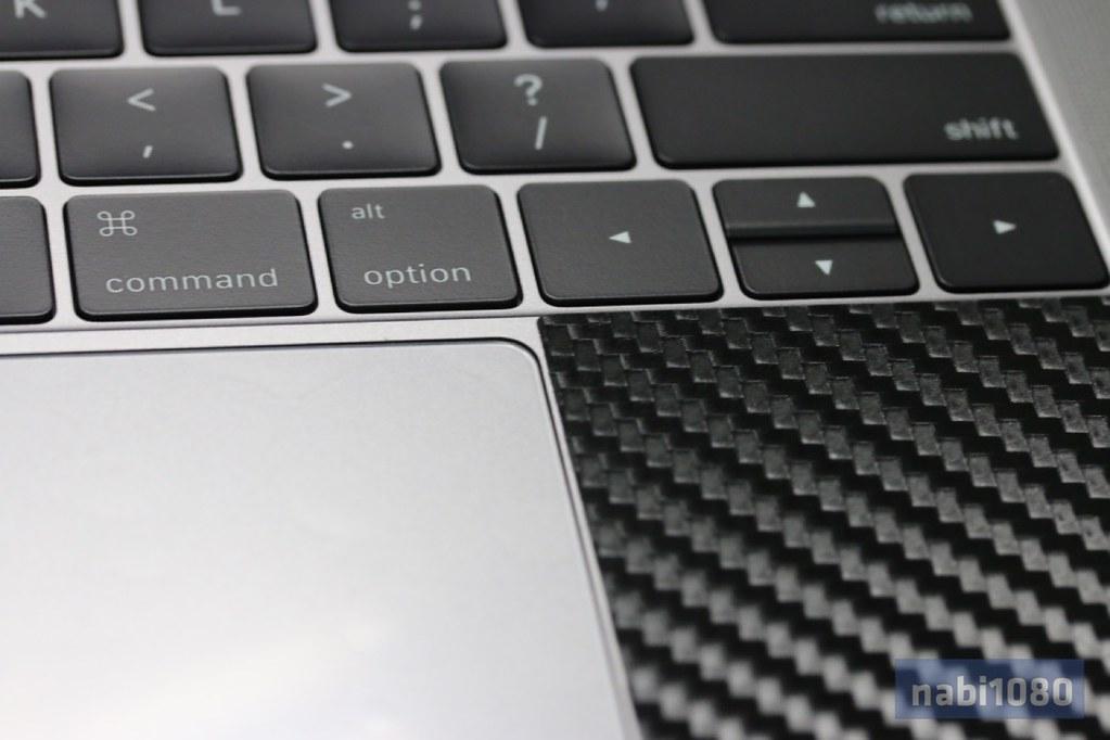 MacBook Pro 15 wraplus スキンシール08