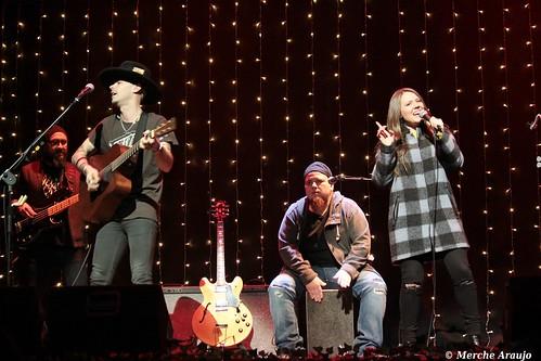 JESS y JOY concierto en Madrid (Teatro Lara , 15/01/2017)