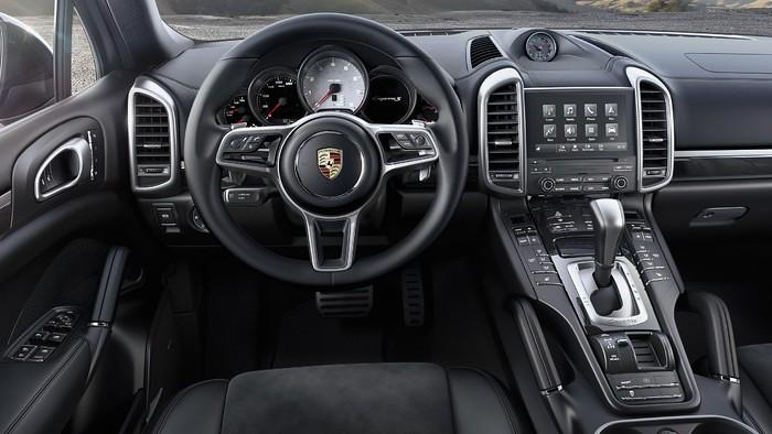 Porsche Cayenne S Platinum Edition 3
