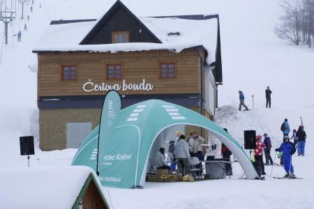 Areál Mladé Buky zve své návštěvníky na zimní akce 2016/17