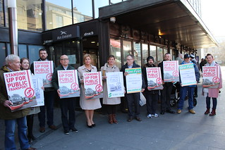 Supporting Bus Éireann workers