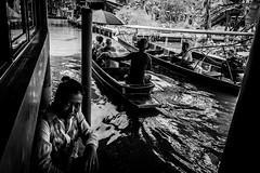 Damnoen Saduak Floating Market | Bangkok 2016