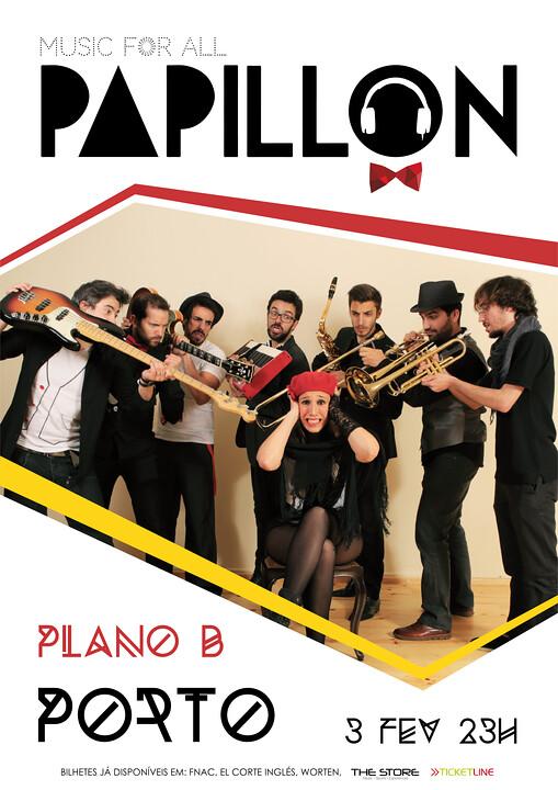 Papillon_Flyer Plano B