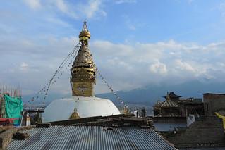 Swayambunath - Kathmandu