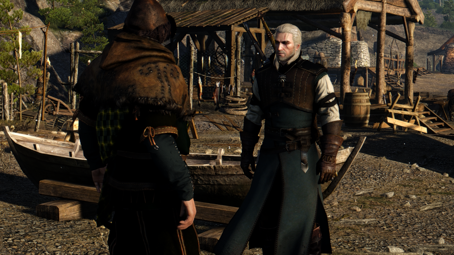 witcher 3 mods not working