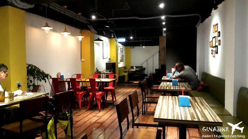 【台北市萬華區】西門町新美式餐廳|遇見好美食咖啡|Good Meeting Food Cafe|早午餐、漢堡咖啡、義大利麵 @GINA環球旅行生活|不會韓文也可以去韓國 🇹🇼