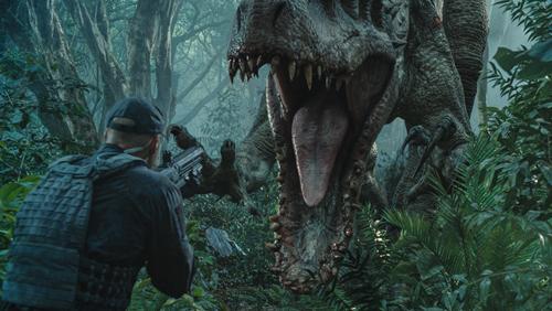 『ジュラシック・ワールド』(原題:Jurassic World)場面写真①