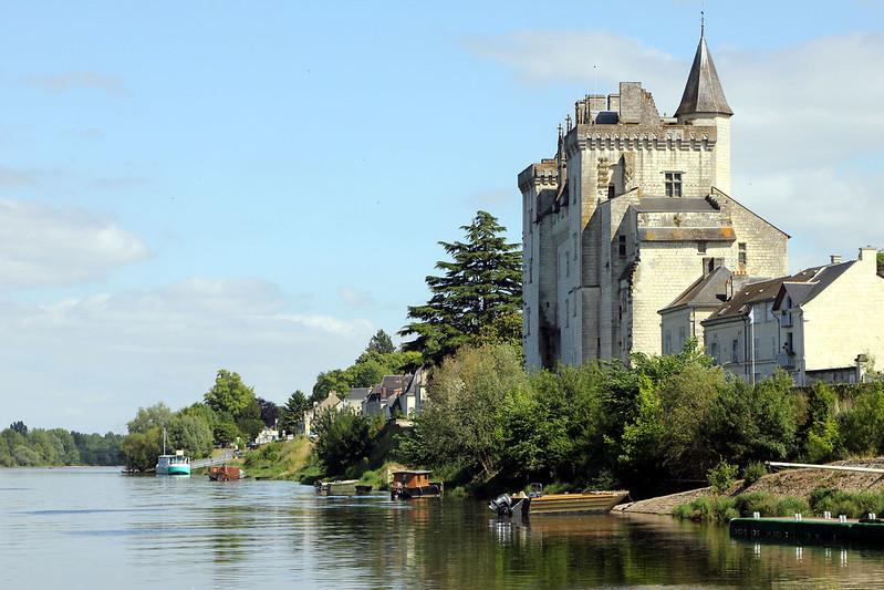 Castillo de Montsoreau