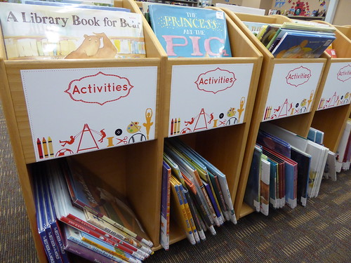children's space - Southglenn Library