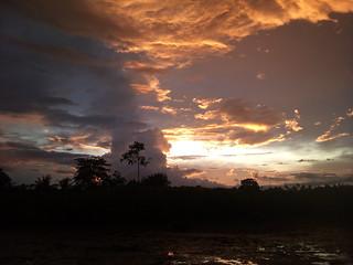 Sunset in Tubod