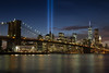 Tribute in Light From Brooklyn 1 by Furst Edition Photo