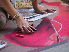 Utah Foster Care Chalk Festival 2015