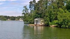 Summer House Swimming Pavilion