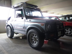 automobile, automotive exterior, sport utility vehicle, wheel, vehicle, compact sport utility vehicle, off-road vehicle, suzuki, bumper, land vehicle,