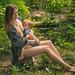 Breastfeeding. by JessibethPhotography