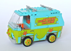 Scooby-Doo Mystery Machine reviewed