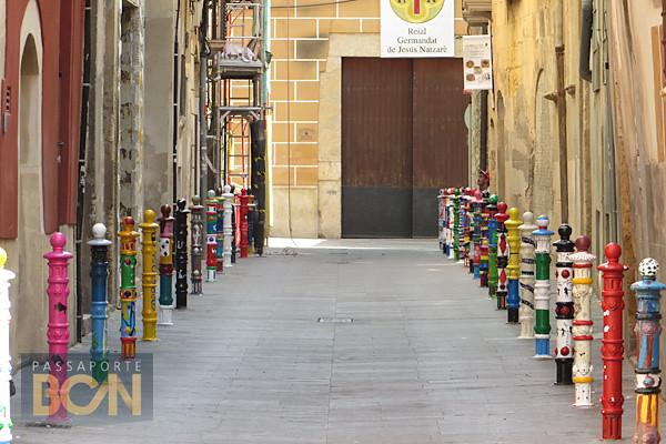 Calle del Comte (Pilon's Street), Tarragona