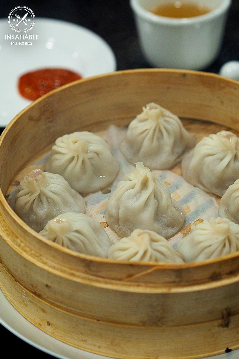 Sydney Food Blog Review: Taste of Shanghai, World Square. Xiao Long Bao (Soup Dumplings)