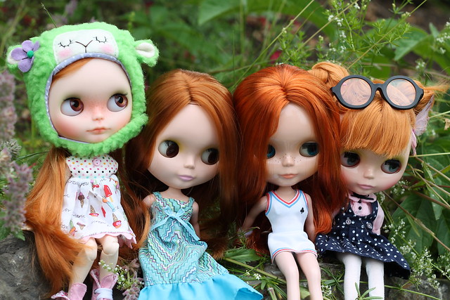 Redheads :D