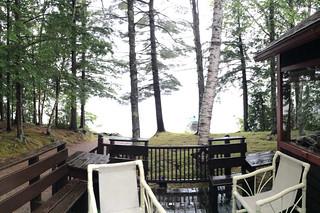 Maine - Rainy day in Bangor