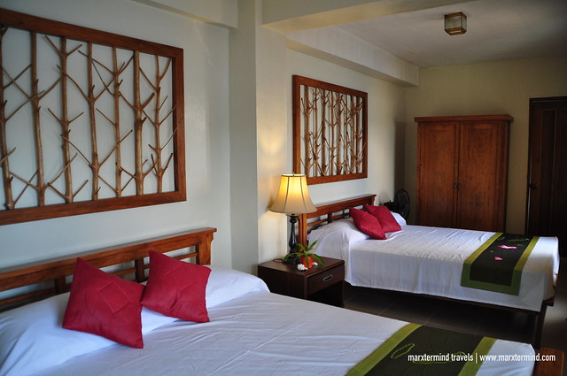 Bedroom at La Estancia Busuanga