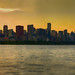 Panorama of Chicago Skyline by Speaking Lens