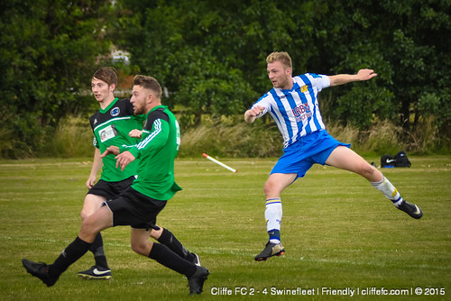 Cliffe FC 2 - 4 Swinefleet 1Aug15