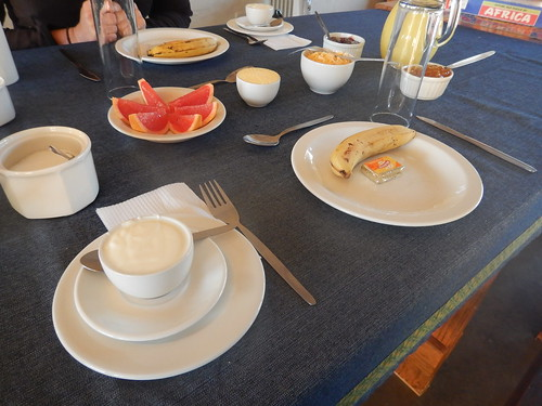 Breakfast Spread at Inkosana Lodge