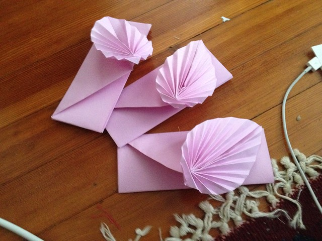 Make summer camp origami continuation wanderings in the labyrinth origami envelope mightylinksfo Choice Image