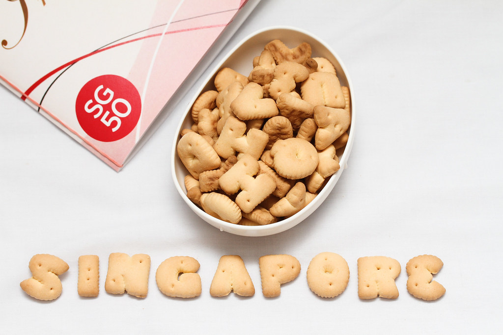 50 Childhood Snacks Singaporeans Love: ABC biscuit