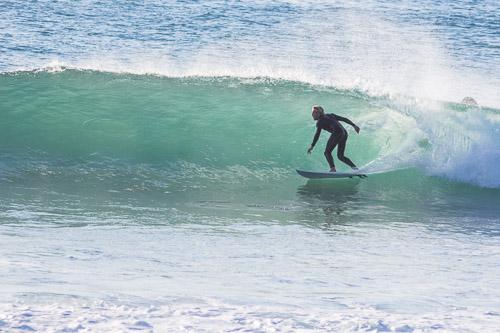 green knob surf