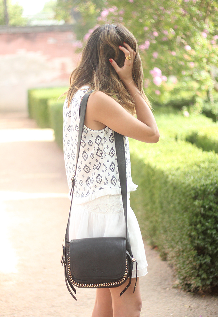 Black & White Summer Outfit Mango07
