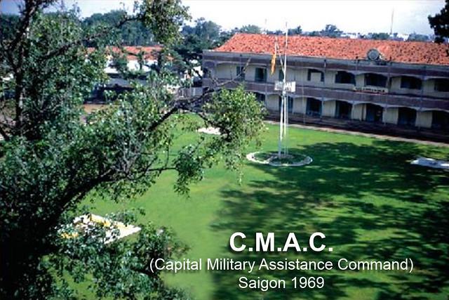 CMAC Saigon 1969