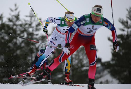 Švédka Stina Nilsson je výbornou sprinterkou