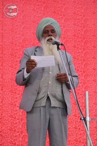 Poem by Bachittar Paras from Giddarbaha Punjab
