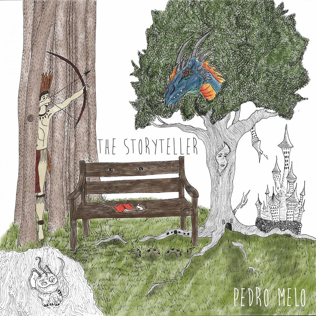 Pedro Melo_The Storyteller Artwork