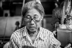 Candid Street Portrait | Bangkok 2016