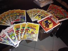 Komic-Kazi Key Comic Collection