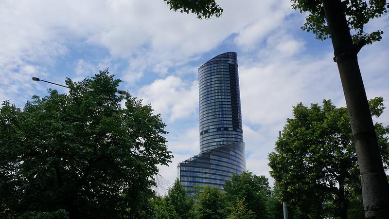 Sky Tower wroclaw