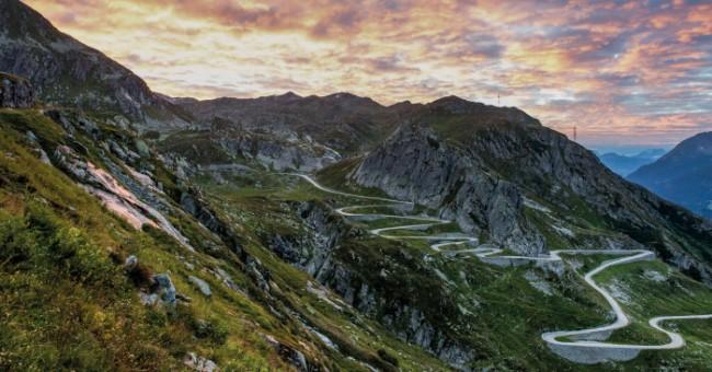 Vyhlášení vítězů soutěže Grand Tour s Motor-Presse Bohemia.