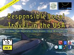 July 10 Responsible Local Travel in the USA Hangout
