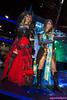 E3 2015 booth babes - Relics Of Gods by The Doppelganger