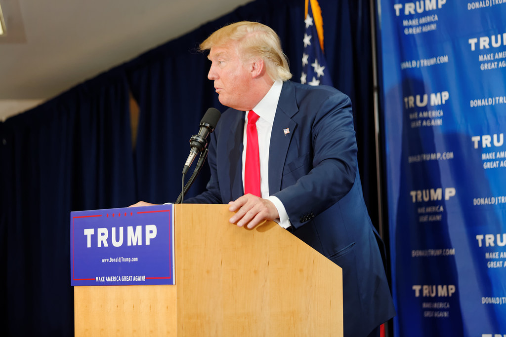Donald Trump Laconia Rally, Laconia, NH by Michael Vadon July 16 2015