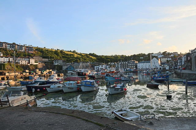 Mevagissy evening