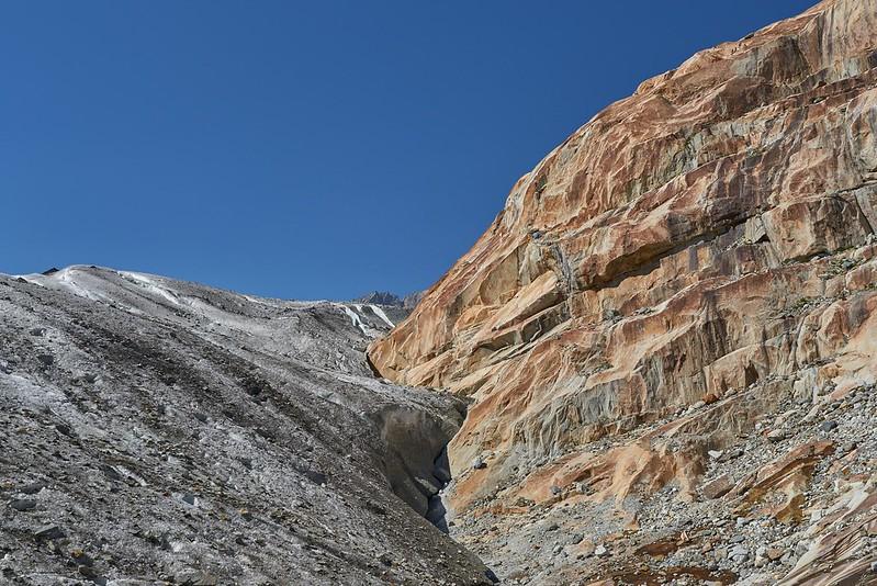 Ice and stone - Märjelensee