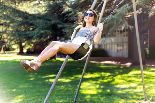 Swinging and Forgetting Your Troubles
