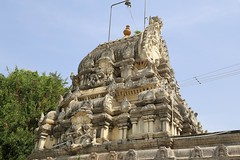 Vimanam of Shiva shrine (2)