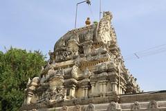 Vimanam of Shiva shrine (2)