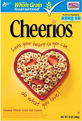 Free Cheerios at Meijer