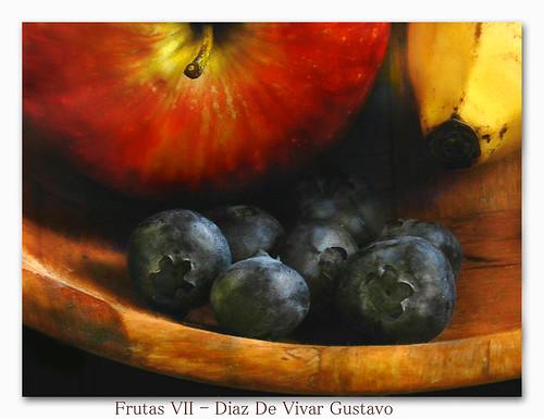 Frutas VII - Diaz De Vivar Gustavo
